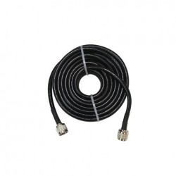 Cablu coaxial 10 m low loss...