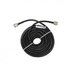 Cablu coaxial 15 m low loss...